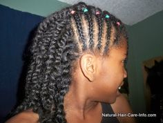 natural hair styles for teenage black girls | ... Hair Braiding Styles, Natural Curly Hairstyles, Cornrow Styles