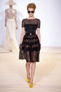 Temperley London Spring 2013 Ready-to-Wear Collection