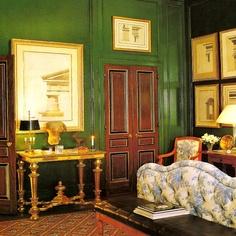 Albert hadley interiors on pinterest 86 pins for The master bedroom tessa hadley