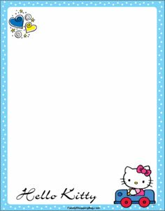 This is a great site for free printable stationary for invites, or just for the kids to print and share with friends.  You can also make it lined sheets as well.  There are no pop ups or adaware.