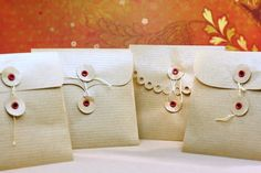 Mini envelopes - video tutorial & freebie