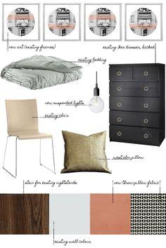 condo life: the bedroom.
