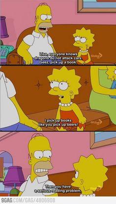 I love Homer