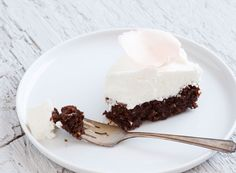 Espresso and Walnut Dark Chocolate Cake | Rue