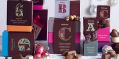 Waitrose Christmas Packaging by Kate Forrester
