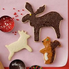Mom's Old-Fashioned Cutouts Recipe from Taste of Home  #Christmas_Cookies