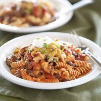 Mexican Beef Bake (7 Points+ Per Serving)