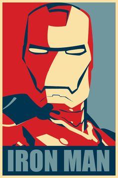 ironman poster