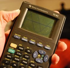 When it comes to back-to-school supplies, your graphing calculator is golden!