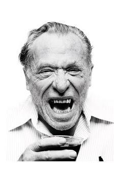Anything by Bukowski