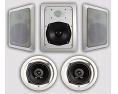 Acoustic Audio HT 55 5 1 Home Theater Speaker System