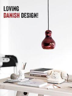 Danish design via Happy Interior Blog