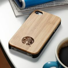 iPhone® Case Cover, Bamboo. $19.99 at StarbucksStore.com
