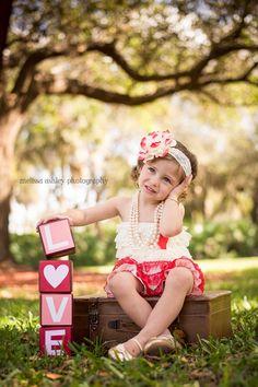#Valentine's Mini #Valentine's Photography #love blocks