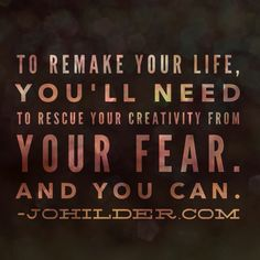 Rescue your creativity and imagination from fear.  Like Jo Hilder Writer on Facebook and jo_hilder_writer on Instagram for more spiritual sunshine, and visit johilder.com to find out more about programs, groups and courses for the brave and beautiful.
