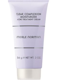 Clear Complexion Moisturizer  For all skin types and acne concerns.   Say bye-bye to breakouts with this gentle formula that's tough on acne, not on your skin. Salicylic Acid helps clear up blemishes and helps prevent new ones from forming. It provides essential hydration without leaving an oily residue, helps improve skin tone and texture, and leaves skin smooth, clear and healthy. Clinically proven to reduce acne. Oil-free