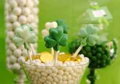 Pretty St. Patrick's Day candy