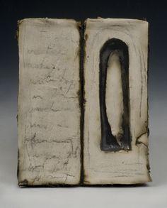 Porcelain Book by Novie Trump