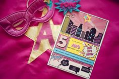 Oh. My. Goodness. This girl's blog is all party ideas and they are all adorable! This is the first one that I clicked on - a girl's super hero theme party. I'm going to do this for MY next birthday! I'm totally serious. Check it out! Paper Lili, Superhero Invit, Super Hero, Birthday Parti, Parties, Girl Superhero, Superhero Parti, Superhero Party, Gir Superhero