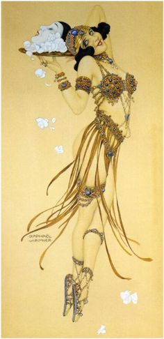 Expiation by Raphael Kirchner