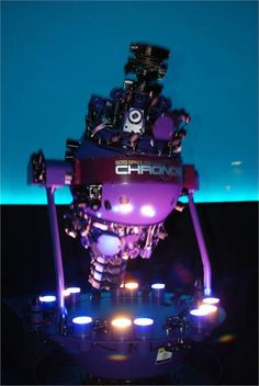 Planetarium Camera at the Kika Silva Pla Planetarium in Gainesville
