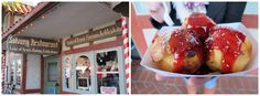 Solvang and their famous Aebleskivers