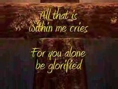 """""""God With Us"""" by Mercy Me"""