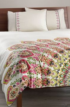 Kas Designs 'Nymira' Duvet Cover available at #Nordstrom