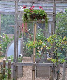 Make a Critter-Proof Garden Greenhouse