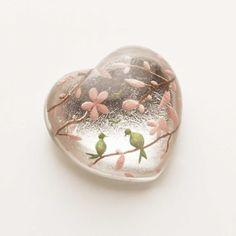 crystal heart!