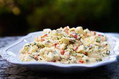Tarragon Egg Salad
