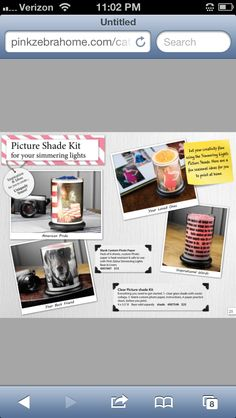 Make your own candles holders and candles on pinterest for I want to design my own home online