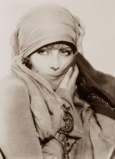 Greta Garbo...The Temptress 1926