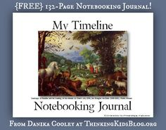 Freebie! My Timeline Notebooking Journal ~ 132 Pages!