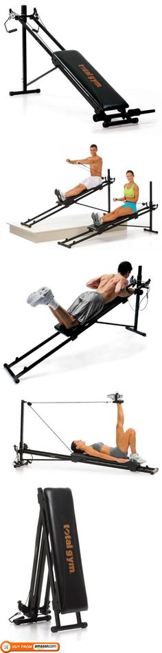 Garage gym on pinterest home gyms equipment