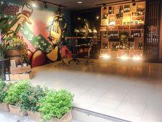 Wine Cellar Meets Art Studio