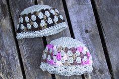 Suzies Stuff: KID'S GRANNY HAT (C)