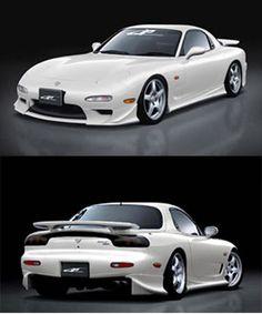 Mazda RX-7 my dream car