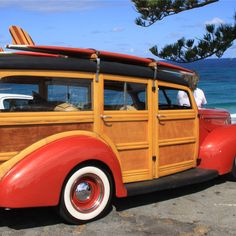 Woody – 1940 Ford Woody Wagon