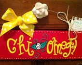 another cute sorority craft