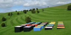 Gibbs Farm, a large sculpture park in North Auckland, New Zealand