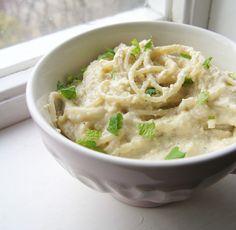 Creamy Vegan Pasta Alfredo