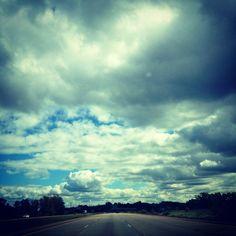 Beautiful Michigan Sky #puremichigan