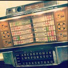 Vintage Jukebox @ Bluebird