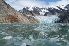 South Sawyer Glacier #Cruise #Alaska innerseadiscoveri...