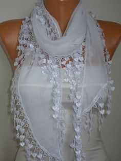 #scarf #scarves  Perfect year-round scarf to dress up any outfit!