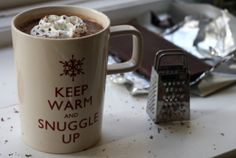 Hot chocolate bar would be AWESOME! :)