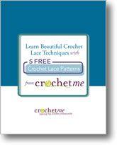 crochet lace ebook