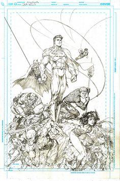 Superman & Justice League