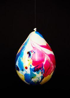 marbeled balloon